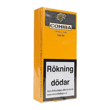 Cohiba Club 10 pack