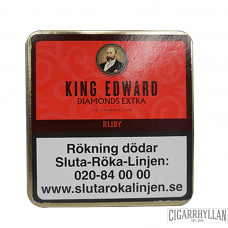 King Edward Ruby red