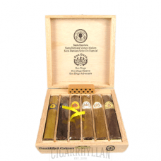 Sampler Don Diego/Santa Damiana Robusto sampler cigarr