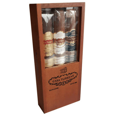 Casa Turrent Gran Robusto sampler