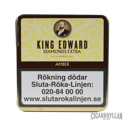 cigarill king edward blond amber