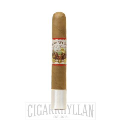 New World Connecticut Robusto cigarr